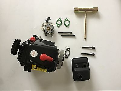 29CC Engine with RUIXING Carb Fit 1/5 HPI Baja Losi 5ive T FG