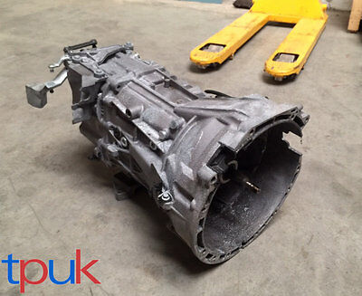 Ford Transit Mk7 2.4 Rwd Tdci 6 Speed Manual Gearbox Box Euro 4 Used Low Mileage