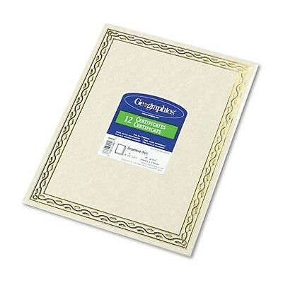 Geographics Foil Stamped Award Certificate - 44407
