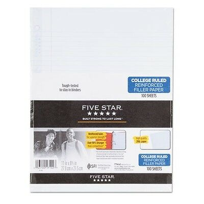 Five Star Reinforced Filler Paper - 17010