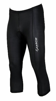 Zimco Elite Cycling Knicker Tights Roubaix Bike Thermal Pant Padded 1050