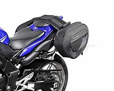 Saddlebag Set Blaze, 1680 ballistic nylon, Yamaha YZF-R1, 07-