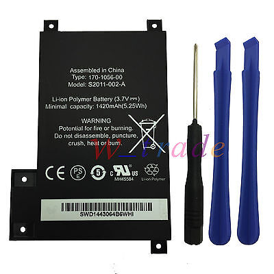 OEM AKKU Für Amazon Kindle Touch D01200 DR-A014 170-1056-00 S2011-002-A ( -S )