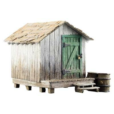 NEW Woodland Scenics Wood Shack N BR4948