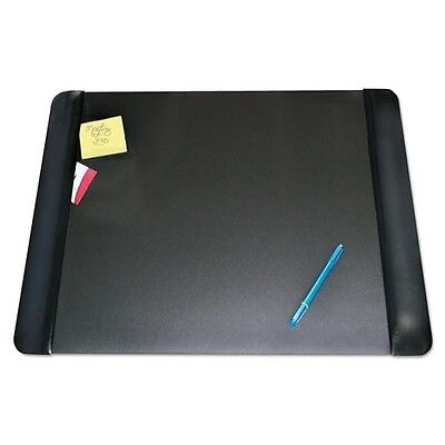 Artistic Executive Desk Pad with Leather-Like Side Panels - 413841