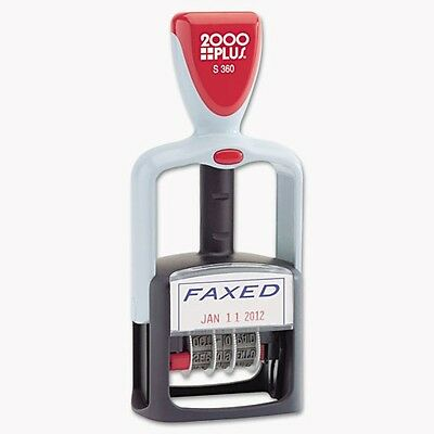 2000 Plus Two-Color Word Dater - 011032
