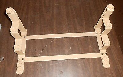 School Map Hanger Mount Rack Pulldown Classroom Standard Nystrom MCNally 24-72""