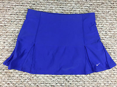 NIKE Fit Dry Periwinkle Blue Pleated Tennis Skort/Skirt - Size Small