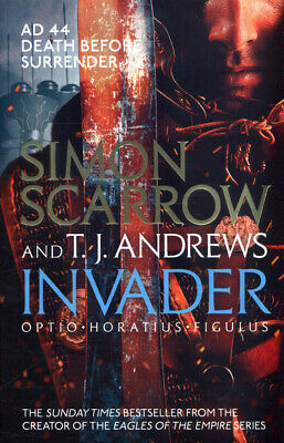 Invader by Simon Scarrow (Paperback)