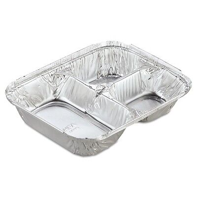 Handi-Foil of America Aluminum Oblong Container with Lid - 204535250W