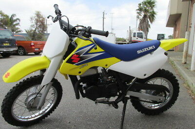 Suzuki Rm250 - 1992  Vintage Restoration  Price Slashed  $7490
