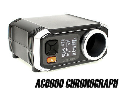 AC6000 Shooting Chronograph Speed Tester with High Quality and Accuracy
