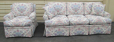 55281   QUALITY  AMERICAN HIGH POINT NC Sofa Couch with matching CHAIR