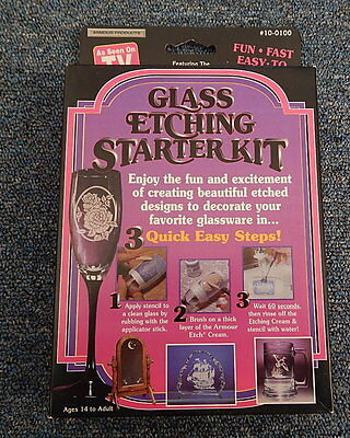 Armour Etch Glass Etching Starter Kit R12532