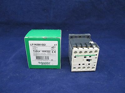 Telemecanique  LP1K0901BD Contactor new