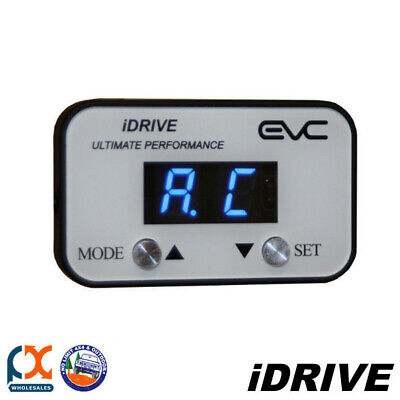 Idrive Windbooster Throttle Control - Mitsubishi Triton Mq 2015-On