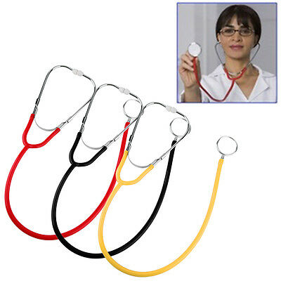Pro Dual Head EMT Stethoscope for Doctor Nurse Medical Student Health Blood RY