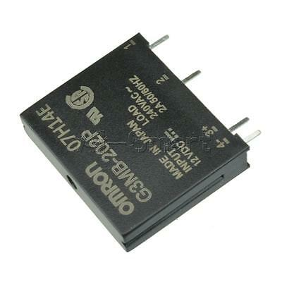 New DC-AC G3MB-202P  PCB SSR In 12VDC AC 2A Out 240V Solid State Relay Module