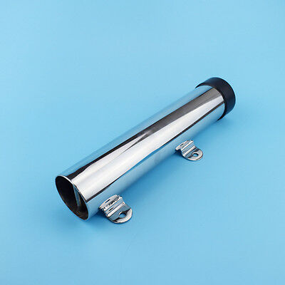 1 PC 316 Stainless Steel Flush Mount Fishing Rod Holder For Boat Yatch AU STOCK
