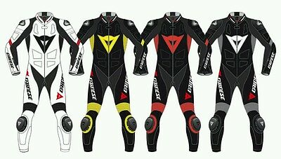 Top Quality Make To Order Sports Motorbike Racing Leather Suit 1&2 Piece Armored