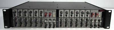 Apogee Sound Inc. CRQ12 BROADCAST VINTAGE ACTIVE ANALOG EQUALIZER HIGH END SOUND