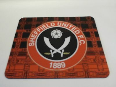 New Sheffield United Fc Soft Computer Mouse Mat