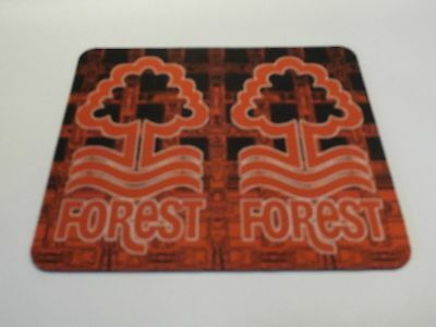 New Nottingham Forest Fc Soft Computer Mouse Mat