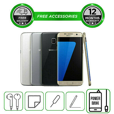 Samsung Galaxy S7 Edge G935 32GB 64GB Smartphone Unlocked Sim Free All Colours