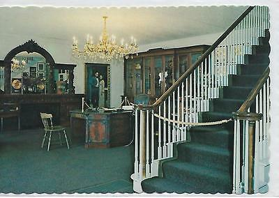 Lobby of the House of Cash - Hendersonville, Tennessee - Vintage Postcard