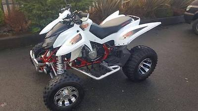 Apache Rlx 450 (2010) Road Legal Quad Atv - Used Nice Condition