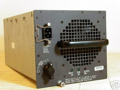 Cisco WS-CAC-1000W AC Power Supply 6000 Catalyst
