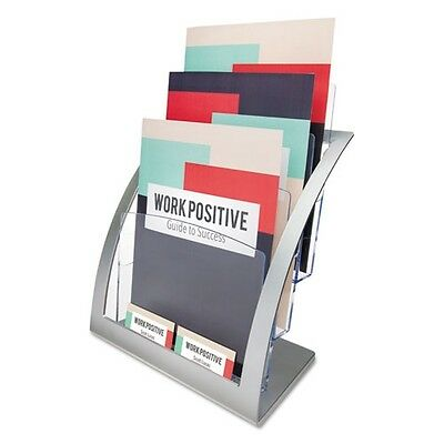 Deflect-O Three-Tier Magazine Holder - 693745