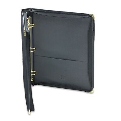 """Samsill Classic Collection 1-1/2"""" Zippered Ring Binder - 15250"""