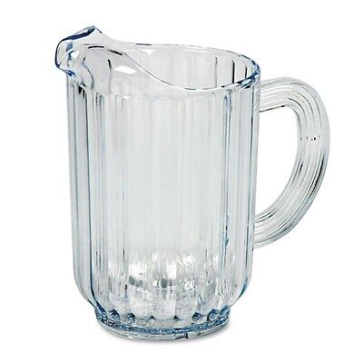 Rubbermaid Commercial Bouncer Plastic Pitcher - 333800CR
