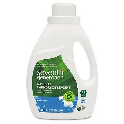 Seventh Generation Natural 2X Concentrate Laundry Liquid - 22769CT