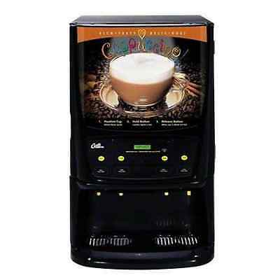 Curtis PCGT4 4 Selection Commercial Cappuccino Machine CALL FOR SHIPPING