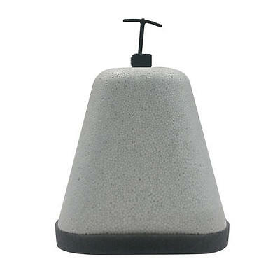 Frost King Outdoor Insulated Faucet Cover Grey Easy Installation Freeze Protect