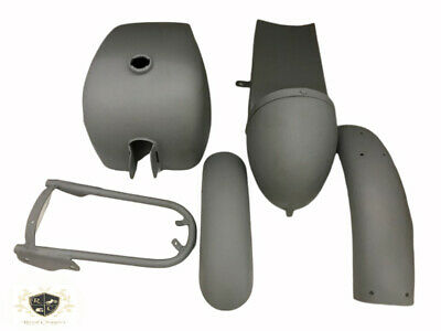 Royal Enfield Cafe Racer Body Parts (Tank + Seat Hood + Fender  - Brand New (Rep