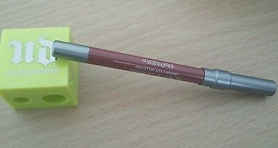 URBAN DECAY LIPLINER PENCIL NAKED and URBAN DECAY GRINDHOUSE SHARPENER SET