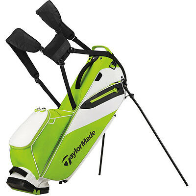 Taylormade 2017 Flextech Lite Stand Bag Green/White NEW 8542