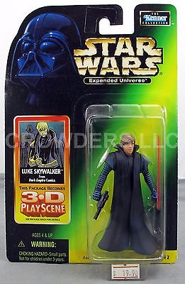 Star Wars Expanded Universe Coll 2 Luke Skywalker (Dark Empire) 3D PlayScene '98