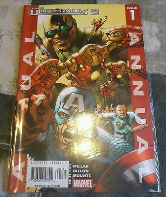 Marvel Comics, The Ultimates 2 Annual, Issue 1