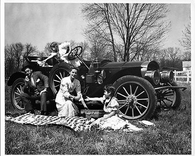 1909 Rambler ORIGINAL Factory Photo oae0034