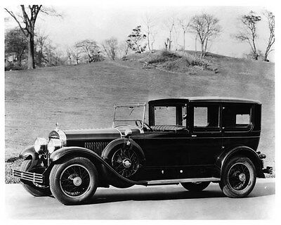 1927 Cadillac Fleetwood Brougham Limousine ORIGINAL Factory Photo oae0581