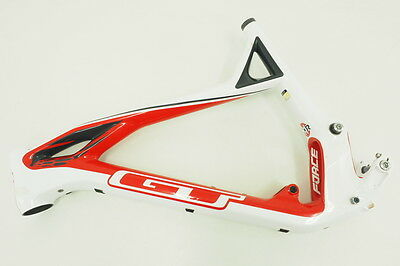 GT Force Carbon Expert Front Triangle Frame Full Suspension 150mm MTB Size Large