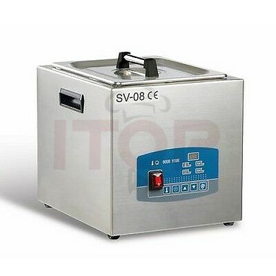 NEW ITOP SousVide Circulator Precision Thermal Immersion time constant temp 304S