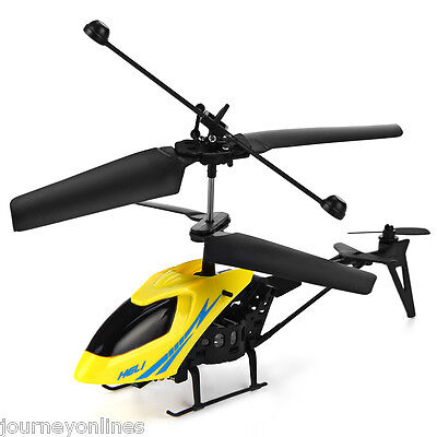 Mini RC 901 Helicopter Shatter Resistant 2.5CH Flight Toys Gyro System
