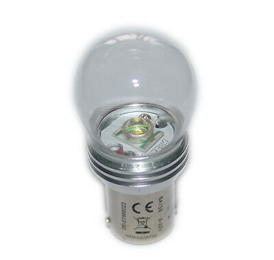 BA15S 12V 24V LED P21W CAN-Bus R5W R10W Weiß 6000K 9W Gree High Power SMD Tuning