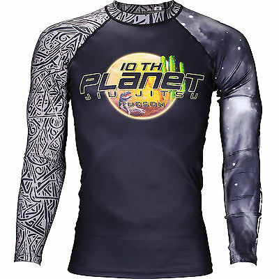 Hypnotik 10th Planet Tucson Rashguard