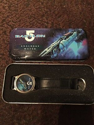 Babylon 5 Analogue Watch